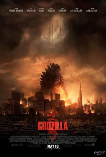 MOVIE TRAILERS - Watch the brand new GODZILLA 2014 - Full Trailer