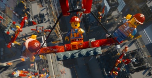 Read our film review on The LEGO MOVIE!