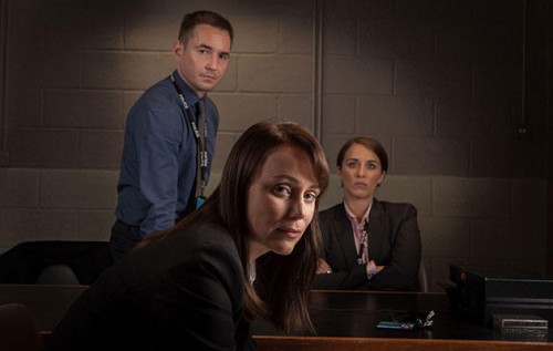 TV REVIEWS: Line of Duty - Keeley Hawes BBC