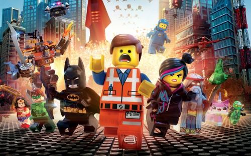 FILM REVIEW: LEGO MOVIE