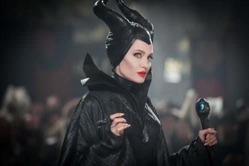 CELEBRITY NEWS: Angelina Jolie Developing Maleficent Fashion Line With Stella McCartney
