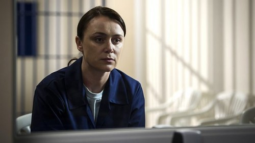 TV REVIEW: Keeley Hawes in BBC2's LINE OF DUTY - Season 2, Episode 2