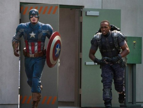 MOVIE REVIEW - Captain America: The Winter Soldier