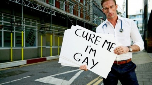 TV REVIEW: Undercover Doctor: Cure Me Im Gay - Channel 4