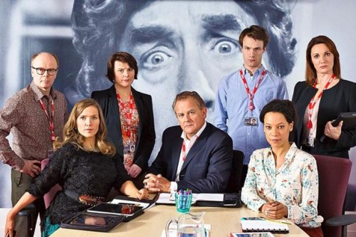 TV REVIEW: W1A - BBC