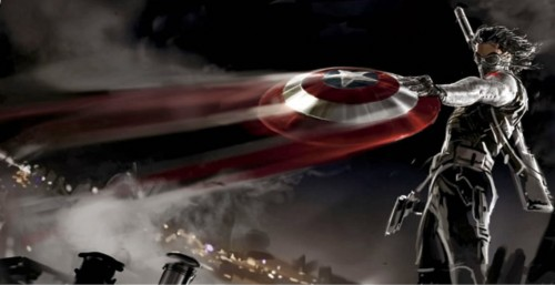MOVIE REVIEWS: CAPTAIN AMERICA - The Winter Soldier