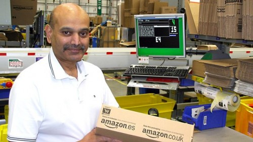TV REVIEW: Business Boomers - Amazons Retail Revolution (BBC2)