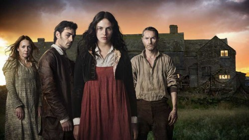 TV REVIEW: JAMAICA INN (Jessica Brown Findlay) - BBC1