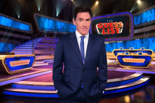 TV REVIEW: The Guess List - Rob Brydon