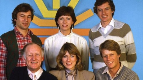 BBC Breakfast Time - 80s