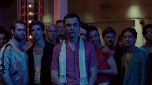 TV REVIEW: Jim Parsons in HBOs THE NORMAL HEART