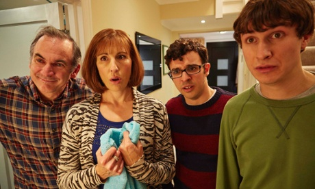 TV REVIEWS: FRIDAY NIGHT DINNER - Series 3 - Episode 1