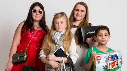 TV REVIEWS: The 12-Year-Old Shopaholics and Other Big Spending Kids