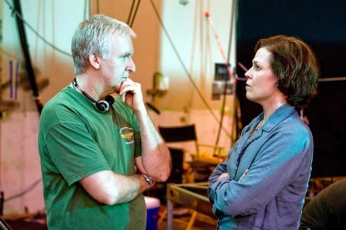 James Cameron Signs Sigourney Weaver For 3 AVATAR Sequels