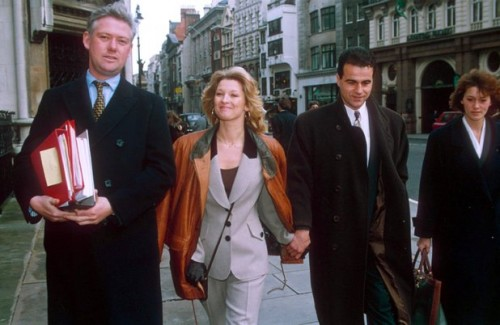 TV REVIEW: Gillian Taylforth and Geoff Knight - The Trial of Gillian Taylforth