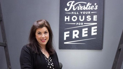 TV REVIEWS: Kirstie's Fill Your House For Free - Channel 4