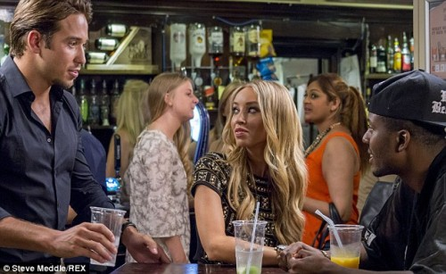 TV REVIEW: TOWIE - July 2014 Week 4