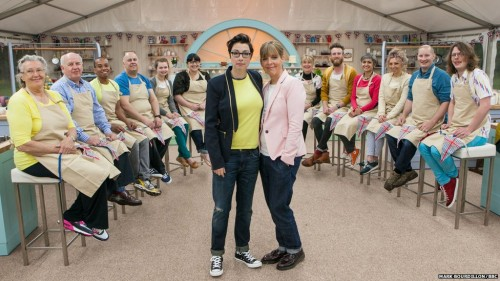 TV REVIEW: Great British Bake Off 2014 - BBC1