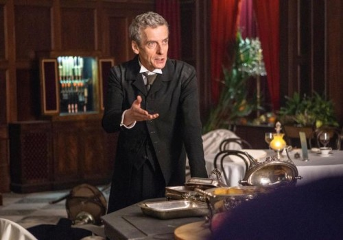 TV REVIEW: Peter Capaldi in Deep Breath - Doctor Who Season 8