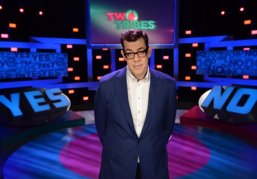 TV REVIEW: Two Tribes Richard Osman