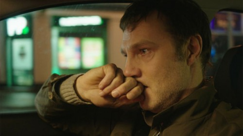 TV REVIEW: DAVID MORRISEY in THE DRIVER - BBC