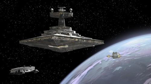MOVIE NEWS: STAR WARS REBELS Producer SIMON KINBERG Talks EPISODE VII Connection.