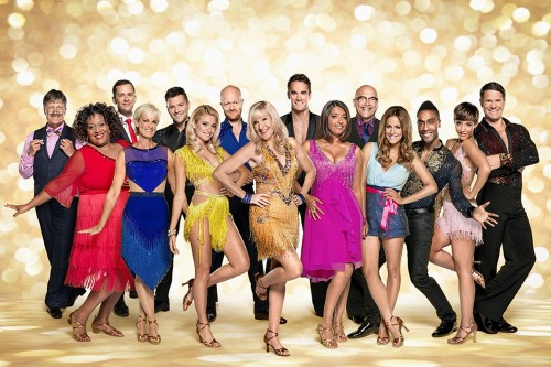 TV REVIEWS: Strictly Come Dancing 2014 - Contestant Line-up