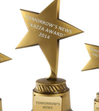 AWARDS: 2014 TOMORROWS NEWS KAZZA AWARDS - Best and Worst TV of 2014