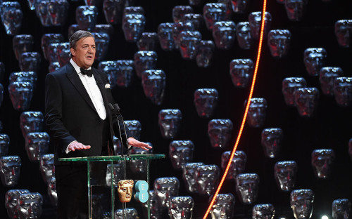 BAFTA 2015 Film Awards Hosted By STEPHEN FRY