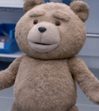 Read the Latest Movie Reviews 2015 - Seth MacFarlane and Mark Wahlberg in TED 2