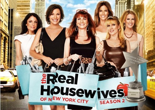 AWARDS: REAL HOUSEWIVES OF NEW YORK - 2015 Award Winner