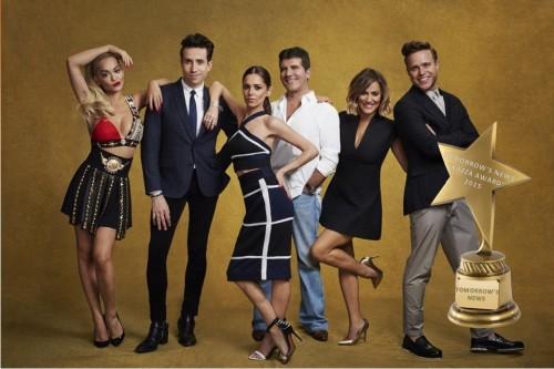 AWARDS: THE X FACTOR - ITV - 2015 Award Winner