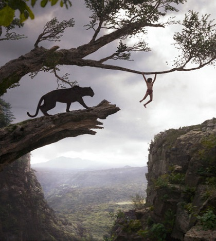 Only the Latest Film Reviews 2016 - DISNEY JUNGLE BOOK