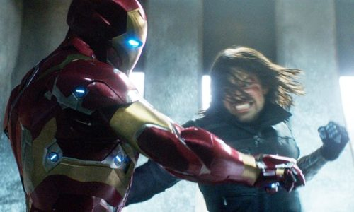 Always the Latest Film Reviews 2016 - CAPTAIN AMERICA CIVIL WAR - IRON MAN