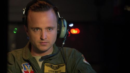 The place for the Latest Film Reviews 2016 - EYE IN THE SKY - AARON PAUL