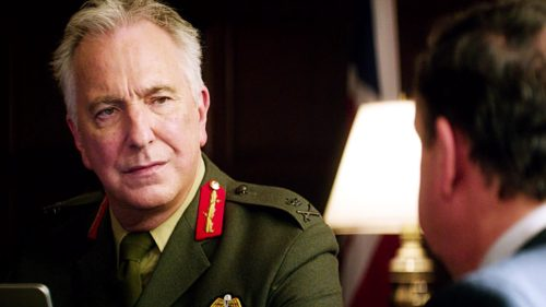 Only the Latest Film Reviews 2016 - EYE IN THE SKY - ALAN RICKMAN