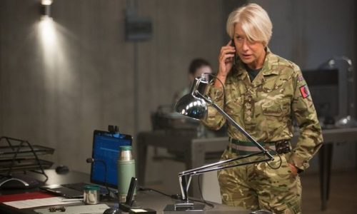 Always the Latest Film Reviews 2016 - EYE IN THE SKY - HELEN MIRREN