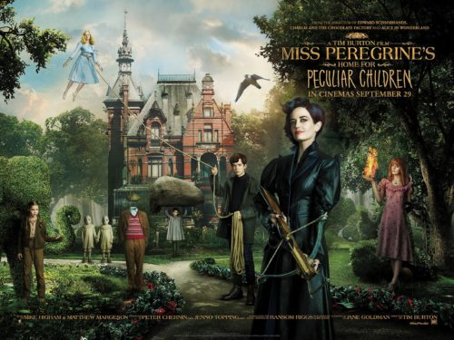 Only the Latest Film Reviews - Miss Peregrine's Home for Peculiar Children (2016)