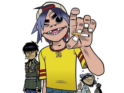 Gorillaz_-_Tribute