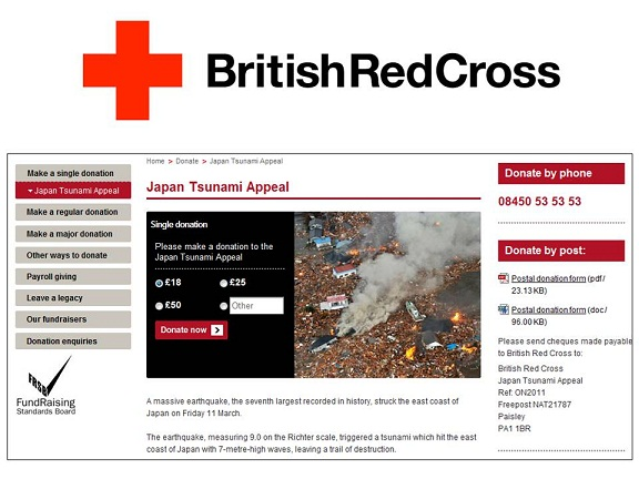 British-Red-Cross-Japan Appeal
