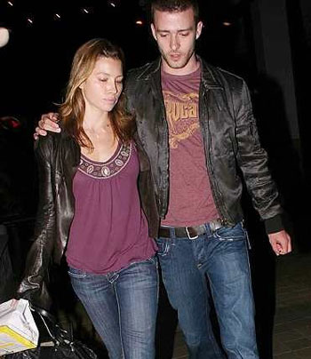 Jessica Biel  Justin Timberlake on Justin Timberlake And Jessica Biel End Their Relationship