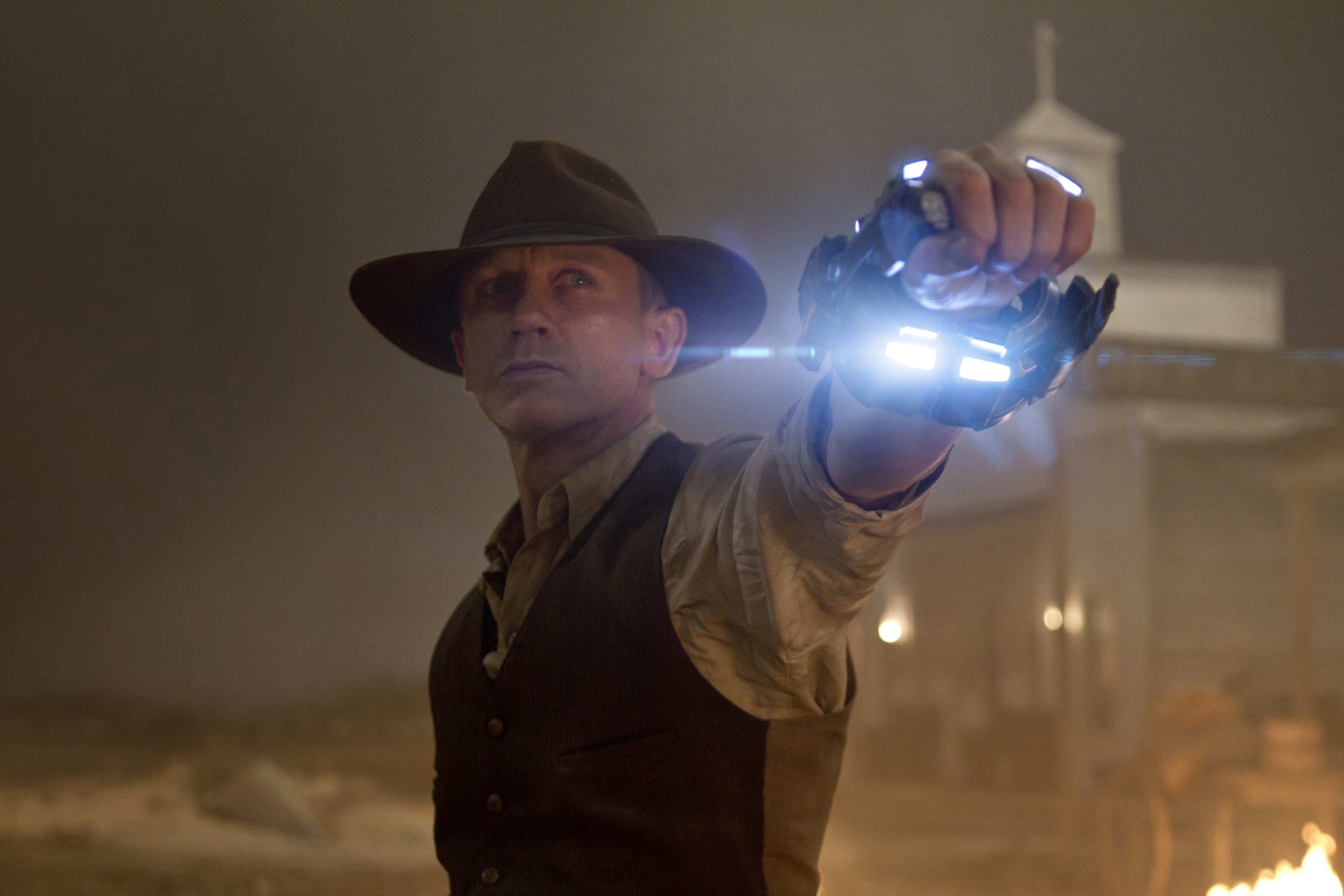 'COWBOYS & ALIENS' - Credit: Zade Rosenthal/Universal Pictures and DreamWorks II Distribution Co. LLC