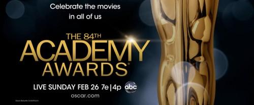 84th Annual Academy Awards - Oscar 2012