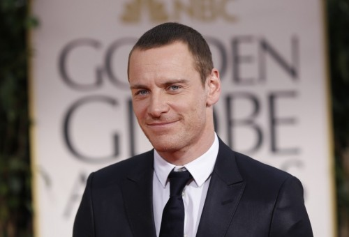 Michael Fassbender - Prometheus, Movie News