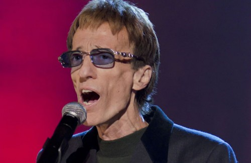 Celebrity News - Robin Gibb on his battle with cancer