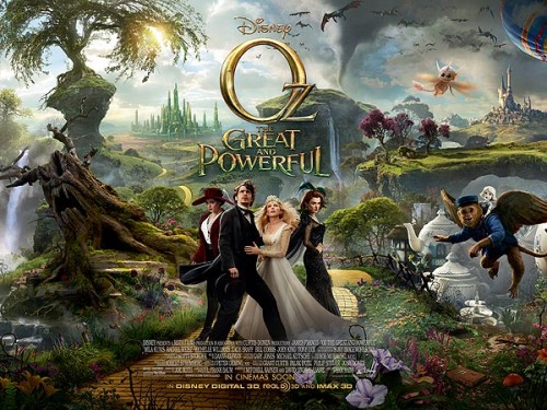 OZ The Great And Powerful - Watch The Latest Trailer! - The Latest Entertainment News Today