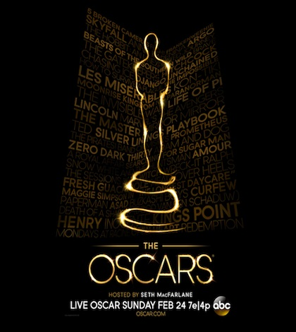 OSCARS 2013 - Read The FULL WINNERS LIST Here! - TOMORROW'S NEWS - The Latest Entertainment News Today!