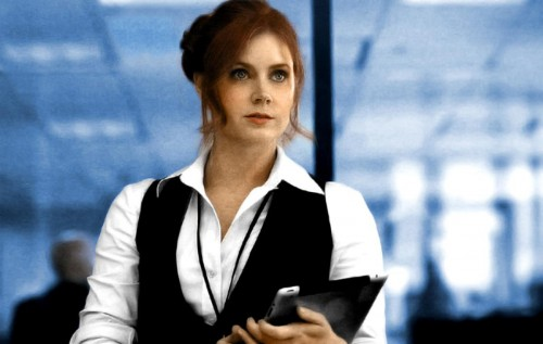 AMY ADAMS As LOIS LANE In THE MAN OF STEEL! - TOMORROW'S NEWS - The Latest Entertainment News Today!