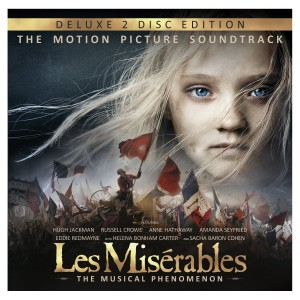 WIN LES MISERABLES BLU-RAY and DELUXE EDITION SOUNDTRACK! - TOMORROW'S NEWS - The Latest Entertainment News Today!