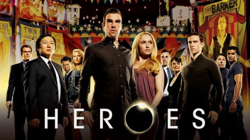 New Season of HEROES on XBOX? - TOMORROW'S NEWS - The Latest Entertainment News Today!